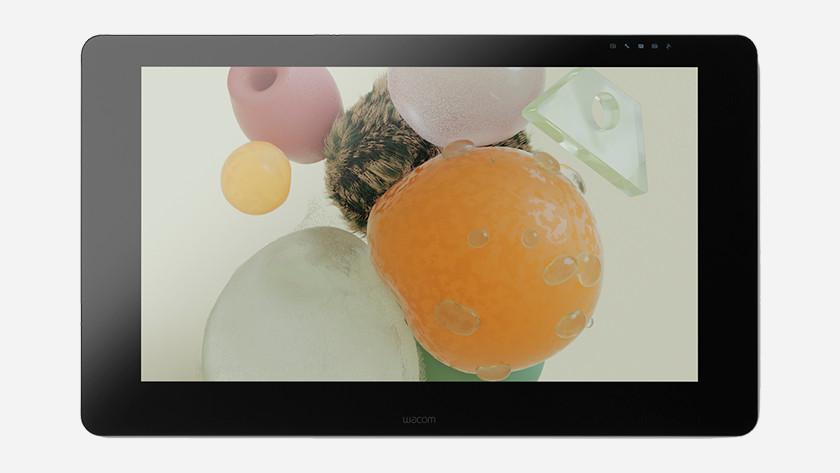 Scherm screen display beeldscherm inch maat resolutie