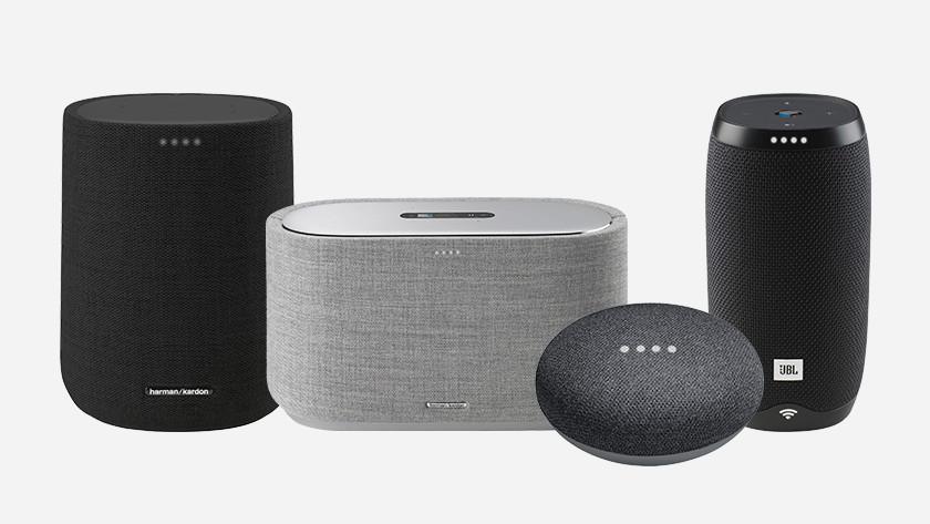 Multiroom speakers