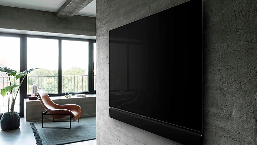 OLED black level