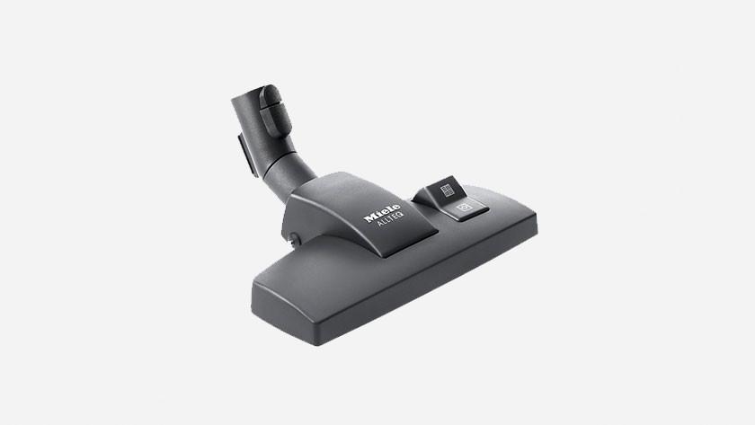Vacuum multi-surface brush
