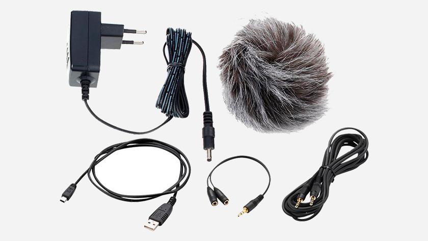 Accessoires pour enregistreur audio