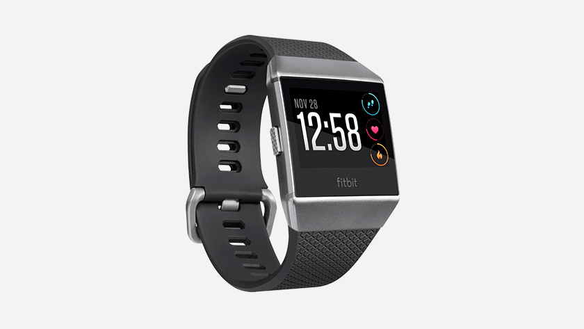 Is the a way to reset my fitbit versa showing