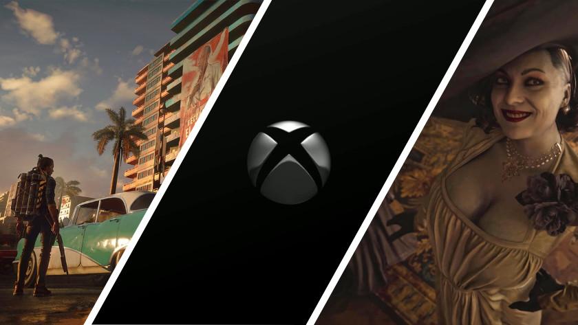 Bekijk jaaroverzicht van Xbox spellen