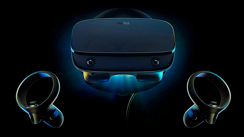 Display Oculus Rift S