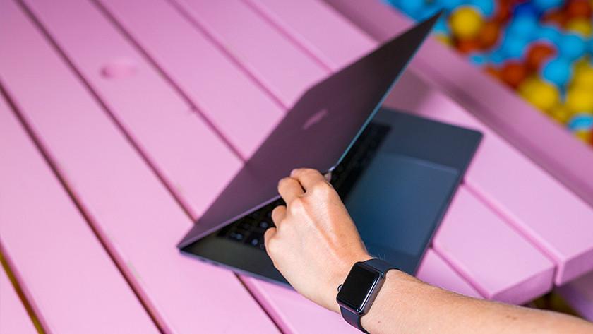 Ontgrendel Mac met je Apple Watch