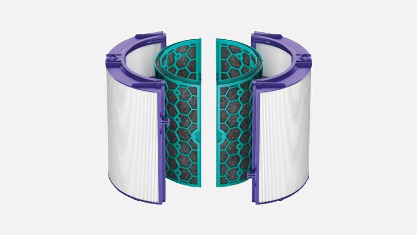 Koolstof HEPA filter