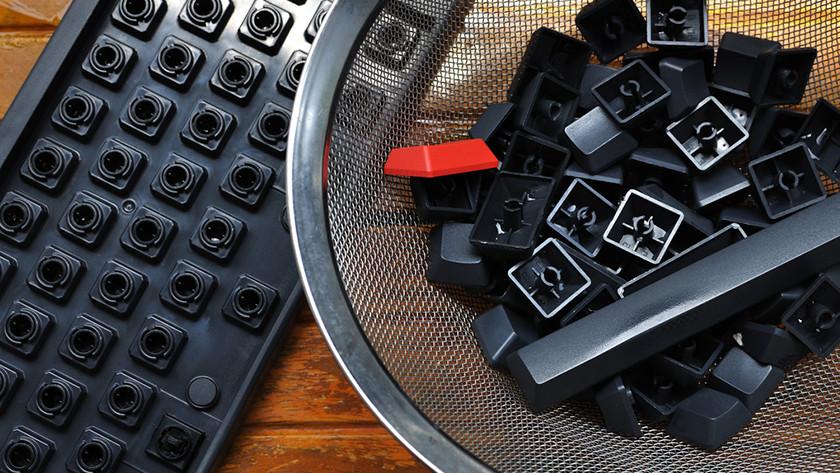 Nettoyer le clavier de façon approfondie