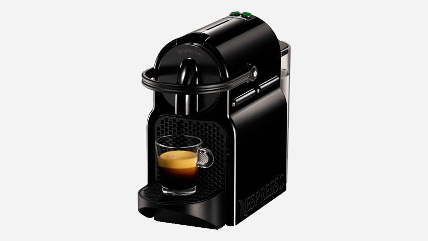 nespresso machines vergelijken