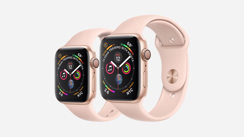 Qualité de l'image de l'Apple Watch