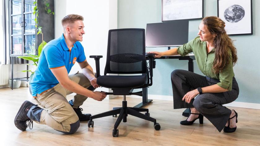 Organisez un lieu de travail hybride pour vos collaborateurs