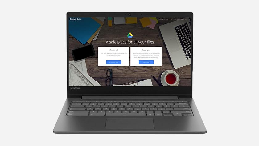 Google Drive opslag op een Chromebook