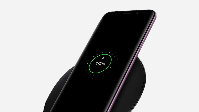 Charge rapide Samsung Galaxy S9