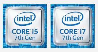 Intel i5 en i7