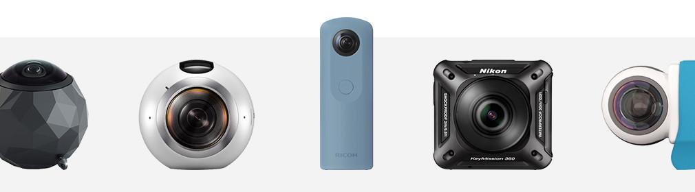 360 graden camera - header