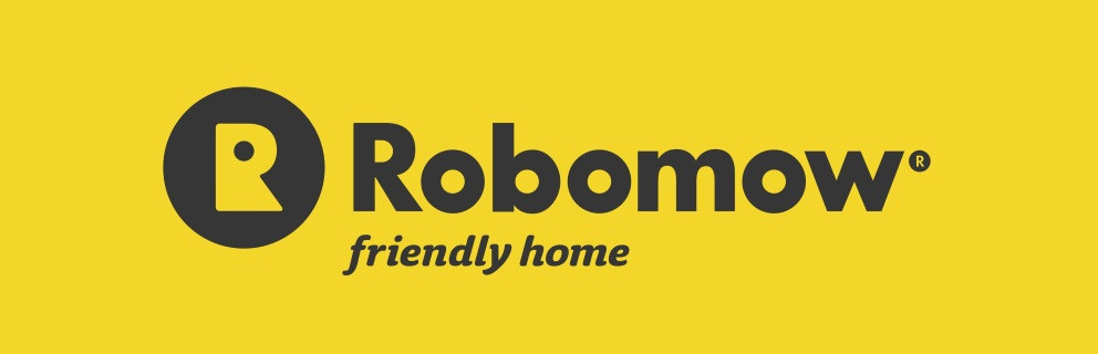 Robomow logo banner