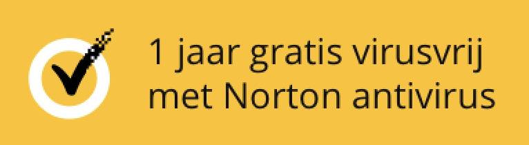 Protection gratuite contre les virus pendant 1 an avec l'antivirus Norton