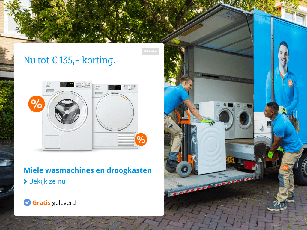 Miele Witgoed deals