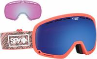 SPY Marshall Blush + Rose Blue Spectra & Pink Blue Lenzen