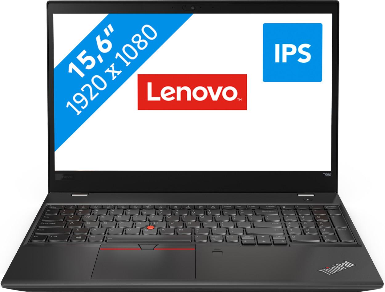 Lenovo Thinkpad T580 i7 - 16GB - 512GB SSD Azerty Main Image