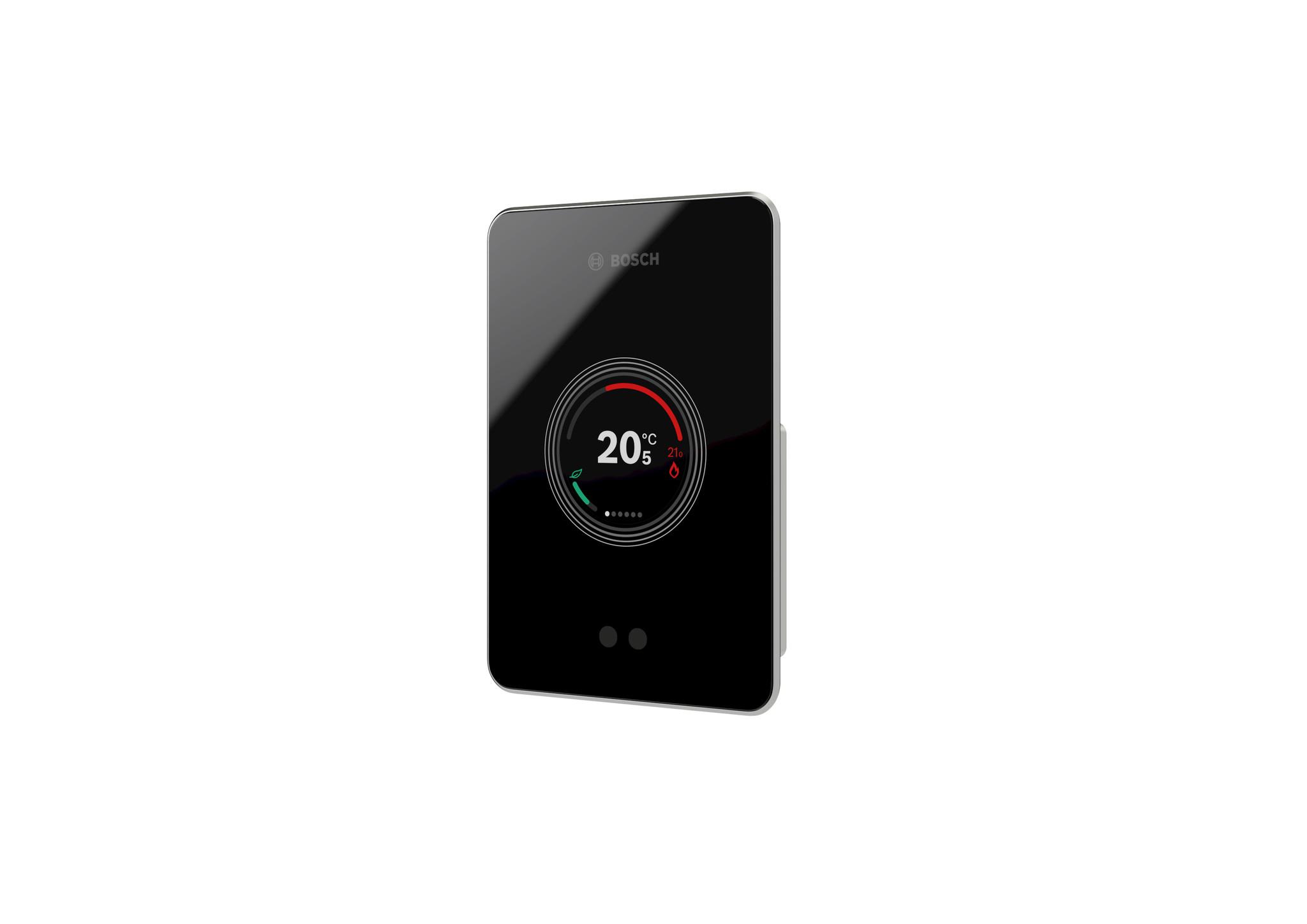 Bosch EasyControl Set CT200 zwart