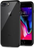 Spigen Ultra Hybrid Apple iPhone 7 Plus/8 Plus Back Cover Zwart