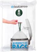 Brabantia Garbage bags Code R - 36 Liter (30 pieces)