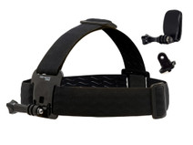 PRO-Mounts Head Strap Mount SE: incl Quick Clip & Adapter