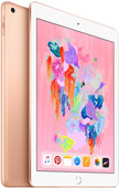Apple iPad (2018) 128 GB Wifi + 4G Gold