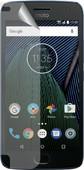 Azuri Motorola Moto G5 Plus Screen Protector Plastic Duo Pack