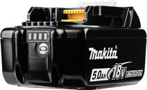 Makita Batterie 18 V 5,0 Ah lithium-ion BL1850B