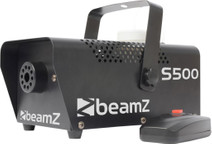 Beamz S500 Smoke machine incl. Liquid