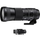 Sigma 150-600 mm f/5-6.3 DG OS HSM C Nikon F + TC-1401 1.4x