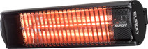 Eurom Golden 1300 Comfort Zwart
