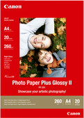 Canon PP-201 Glossy Plus Photo Paper 20 Sheets A4