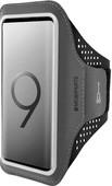 Mobiparts Comfort Fit Sportarmband Galaxy S9 Plus Zwart
