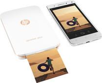 HP Sprocket Plus 2FR85A Blanc