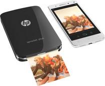 HP Sprocket Plus 2FR86A Noir