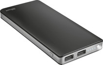 Trust Primo Thin Powerbank 10,000mAh Black