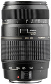 Tamron EF-S 70-300mm f/4.0-5.6 Di LD Canon