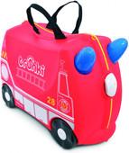 Trunki Ride-On Fire Truck Frank