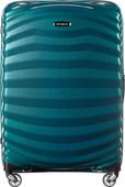 Samsonite Lite-Shock Spinner 81cm Petrol Blue