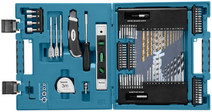 Makita 104-piece Accessory Set D-31778
