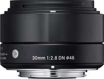 Sigma 30mm f/2.8 DN ART Sony E-mount Black