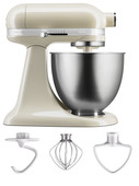 KitchenAid Artisan Mini Mixer 5KSM3311XEAC Almond White