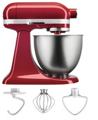 KitchenAid Artisan Mini Mixer 5KSM3311XEER Imperial red