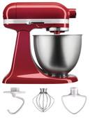 KitchenAid Artisan Mini Mixer 5KSM3311XEER Keizerrood