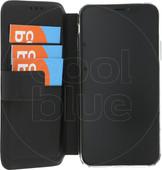 Azuri Étui Portefeuille Magnétique Apple iPhone X Noir