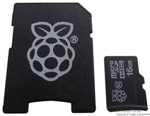 Transcend Raspberry Pi NOOBS 16 Go