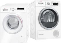 Bosch WAN280C0FG + Bosch WTW87562FG