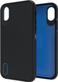 GEAR4 D3O Battersea Apple iPhone X Back Cover Black/Blue